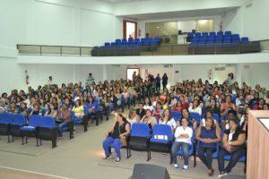 Manhuaçu: Cantineiras participam de curso de capacitação