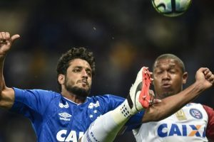 Cruzeiro derrota o Bahia: 1 a 0