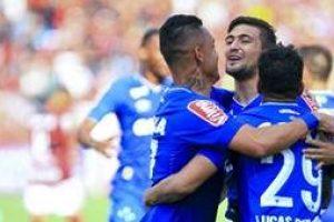 Cruzeiro vence e ganha força para decisão da Copa do Brasil