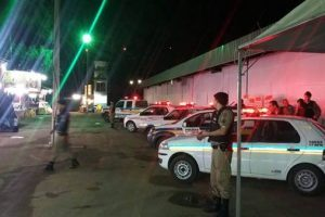 Santa Margarida: EXPOSAN foi encerrada sem registros de crimes violentos