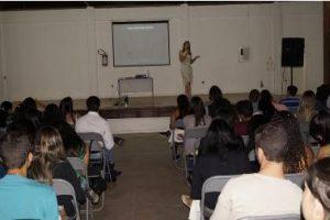 Palestras em todos os cursos marcam o 3º dia do FAVE da Univértix