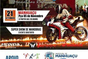 Equipe Força e Ação em Manhuaçu na quinta-feira