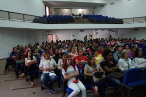 Profissionais da Secretaria de Saúde participam de curso de capacitação