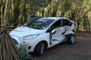 Acidente automobilístico mata advogado de Alto Jequitibá em Reduto