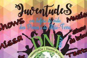 Dia Nacional da Juventude será neste domingo em Manhuaçu