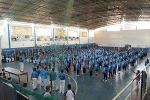 Capoeira: Manhuaçu presente no 19º Corpo e Ginga