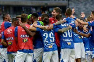 Cruzeiro vence e mantêm invencibilidade de 16 jogos como mandante