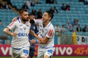 Cruzeiro vence mais uma em cima do Grêmio