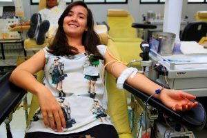Doar e receber sangue: processos que multiplicam saúde