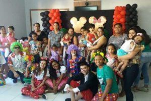 Dia das Crianças é comemorado no Hospital César Leite