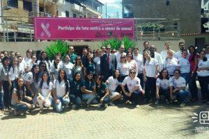 OAB Manhuaçu realiza ações de prevenção ao câncer de mama e uterino