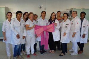 Manhuaçu: Secretaria Municipal de Saúde adere à campanha Outubro Rosa