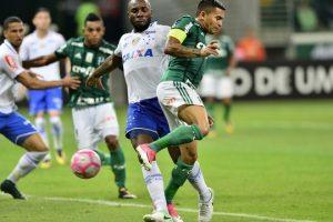 Palmeiras e Cruzeiro ficam no empate: Corinthians agradece