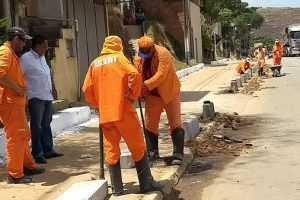 Manhuaçu: Obras de reestruturação da ciclovia oferecem mais segurança na BR-262