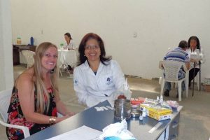 SMS realiza campanha contra sífilis Congênita na ESF do Bairro Santana