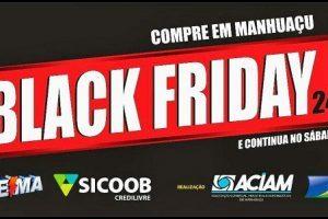 Manhuaçu pronta para a Black Friday 2017