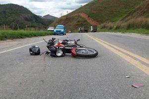 Morador de Reduto morre em acidente na BR 262