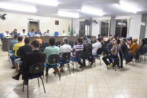 Câmara de Luisburgo esclarece dúvidas sobre o SIM e alvará sanitário