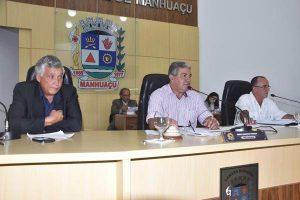 Câmara de Manhuaçu aprova oito projetos de lei e de resolução
