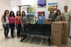 Manhuaçu: CAPS II E AD recebem móveis e equipamentos novos