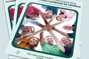 Cartaz da Campanha da Fraternidade 2018 é apresentado pela CNBB