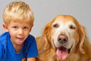 Crianças propensas a asma e eczema podem se beneficiar da companhia de um pet