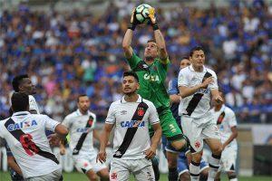 Cruzeiro é derrotado pelo Vasco no Mineirão