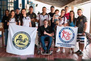 Campeonato de Tiro: Atletas de Manhuaçu embarcam para o Rio de Janeiro para a final