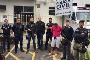 Ex-militar natural de Divino é preso suspeito de integrar milícia no RJ