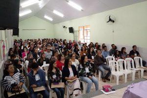 Grande participação é destaque na Conferência Municipal de Educação de Luisburgo