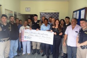 Manhuaçu: 72 mil reais são repassados pela Prefeitura à Polícia Militar