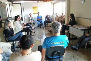 Manhuaçu: SMS se reúne com setores da Vigilância em Saúde