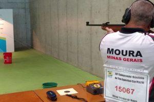 PROJETO TEAR: Campeões mineiro e brasileiro de tiro