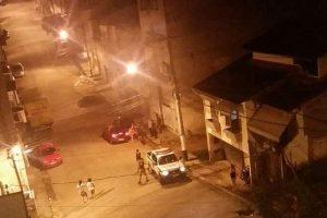 Tentativa de homicídio: Adolescente leva tiro  no centro de Manhuaçu