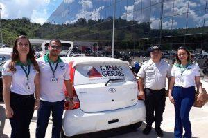 Deputado João Magalhães viabiliza carro para Asilo São Vicente de Paulo