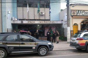 Prefeitura publica nota sobre ação do Ministério Público no Paço Municipal