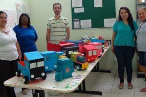 Manhuaçu: Trabalho de usuários do CAPS AD destaca-se pela perfeição