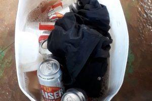Matipó: Autor e menor infrator detidos por arrombamento e furto