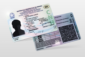 Brasil padroniza informações da CNH seguindo padrão mundial