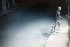 Explosão em banco: Entre Folhas vive terror na madrugada
