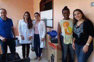 Estratégia Saúde da Família do Bairro Lajinha recebe equipamentos