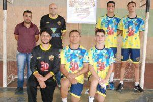 Prefeitura de Manhuaçu apoia atletas de Handebol