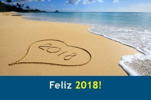 Ano de bênçãos e prosperidade aos nossos clientes e leitores