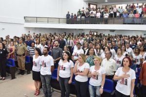 Noite de homenagens na Câmara de Vereadores de Manhuaçu