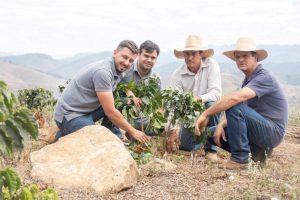 Atlantica Coffee: parceira do produtor comemora resultados da equipe de Boas Práticas