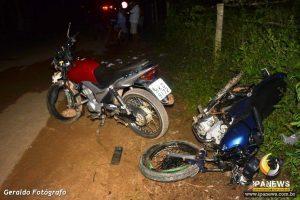 Ipanema: Motociclista fica gravemente ferido em acidente