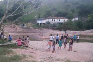 Mutum: Homem morre afogado após ingerir bebida alcoólica