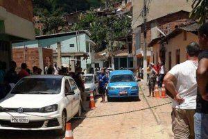 Homem mata mulher e suicida em Santana do Manhuaçu
