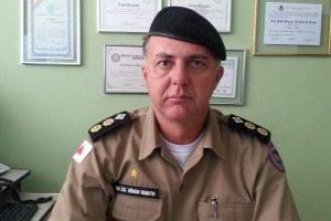 Novo comandante do 11º BPM assume nesta sexta-feira. Luciano Reis comandará em Caratinga
