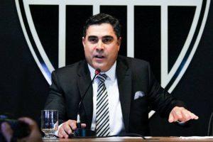 Presidente prevê que ano do Atlético será de 'conquistas importantes'